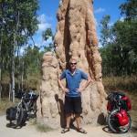Steven Groothuismink in Australië