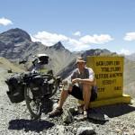 Steven Groothuismink in de Indiase Himalayas